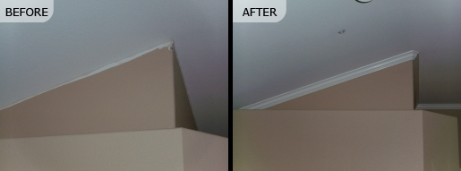 Baseboard Crown Molding